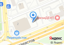 Компания «Chay.ru» на карте