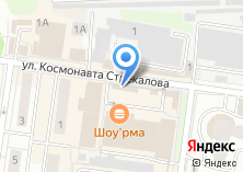 Компания «Калейдоскоп» на карте