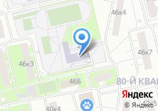 Компания «Средняя общеобразовательная школа №360» на карте