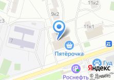 Компания «АТЛЕТиК» на карте