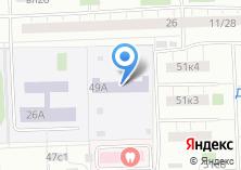 Компания «Детский сад №1654» на карте