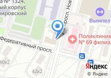 Компания «ТФД Текма» на карте