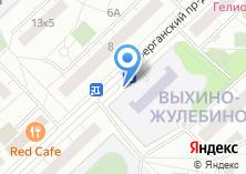 Компания «Магазин электротоваров на Ферганском проезде» на карте