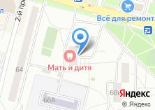 Компания «Ивамед» на карте