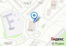 Компания «TeleUtka» на карте