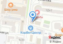 Компания «Нотариус Панарин В.Т» на карте