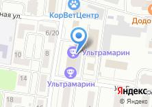 Компания «Школа боевых искусств» на карте