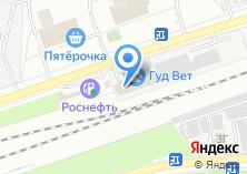 Компания «Автомойка на Фрязевской» на карте