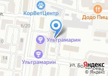 Компания «ТехТур» на карте