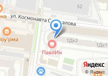 Компания «Багетная мастерская» на карте