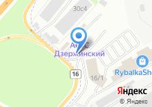 Компания «ШАНТО» на карте