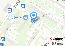 Компания «Фитинг» на карте