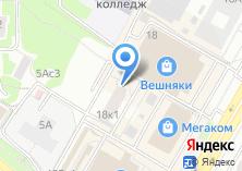 Компания «БАНКЕТ-РЕСТОРАН» на карте