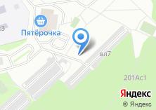 Компания «Автостоянка на Ферганском проезде» на карте