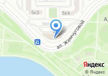 Компания «Автотехцентр на Жемчуговой» на карте