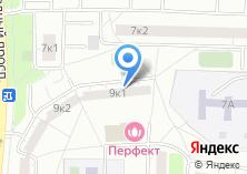 Компания «Горбачев и партнеры» на карте