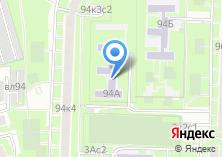 Компания «Начальная школа-детский сад №1886» на карте