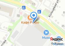 Компания «Фрегат» на карте