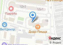 Компания «Netbynet» на карте