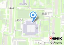 Компания «Средняя общеобразовательная школа №799» на карте