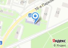 Компания «Гимназия №1748 Вертикаль» на карте