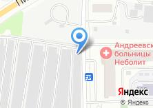 Компания «БиК Авто» на карте