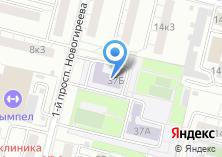 Компания «Федерация спортивного ориентирования г. Москвы» на карте