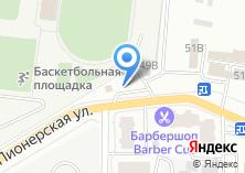 Компания «АЗС UNKOIL» на карте