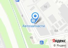Компания «Техкон» на карте