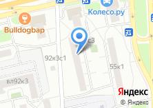 Компания «Металлург-4» на карте