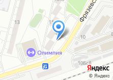 Компания «Интерьер-Набор» на карте