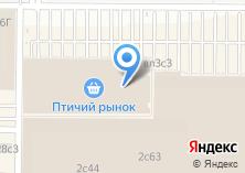 Компания «Магазин зоотоваров и аквариумов» на карте