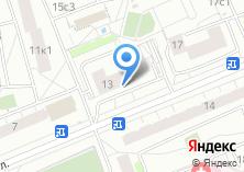 Компания «Виндекс» на карте