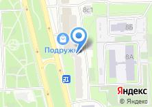 Компания «Красная роза» на карте