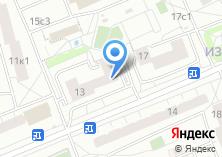 Компания «Стихиаль» на карте