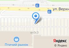 Компания «Садовод» на карте