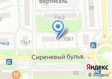 Компания «Библиотека №114» на карте