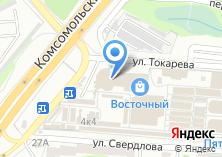 Компания «ТианДе» на карте