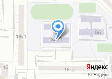 Компания «Средняя общеобразовательная школа №1077» на карте