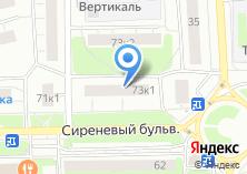 Компания «Фабрика №4» на карте