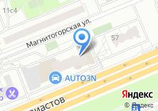 Компания «Магазин электротоваров и светотехники» на карте