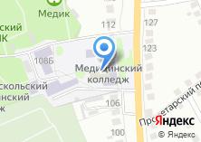 Компания «Славянская клиника» на карте