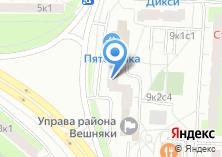 Компания «Банк ЗЕНИТ» на карте