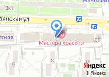 Компания «ПП Монтаж» на карте