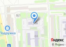 Компания «Детский сад №2727» на карте