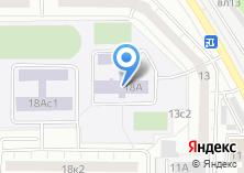 Компания «Лицей №1598» на карте