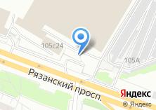 Компания «РемДискСервис» на карте