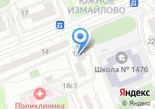 Компания «Юрфинком» на карте