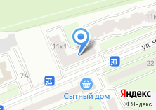 Компания «Производство смесителей профсан» на карте