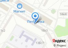 Компания «Юбилейный-8» на карте